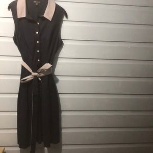 JNY classic navy summer dress